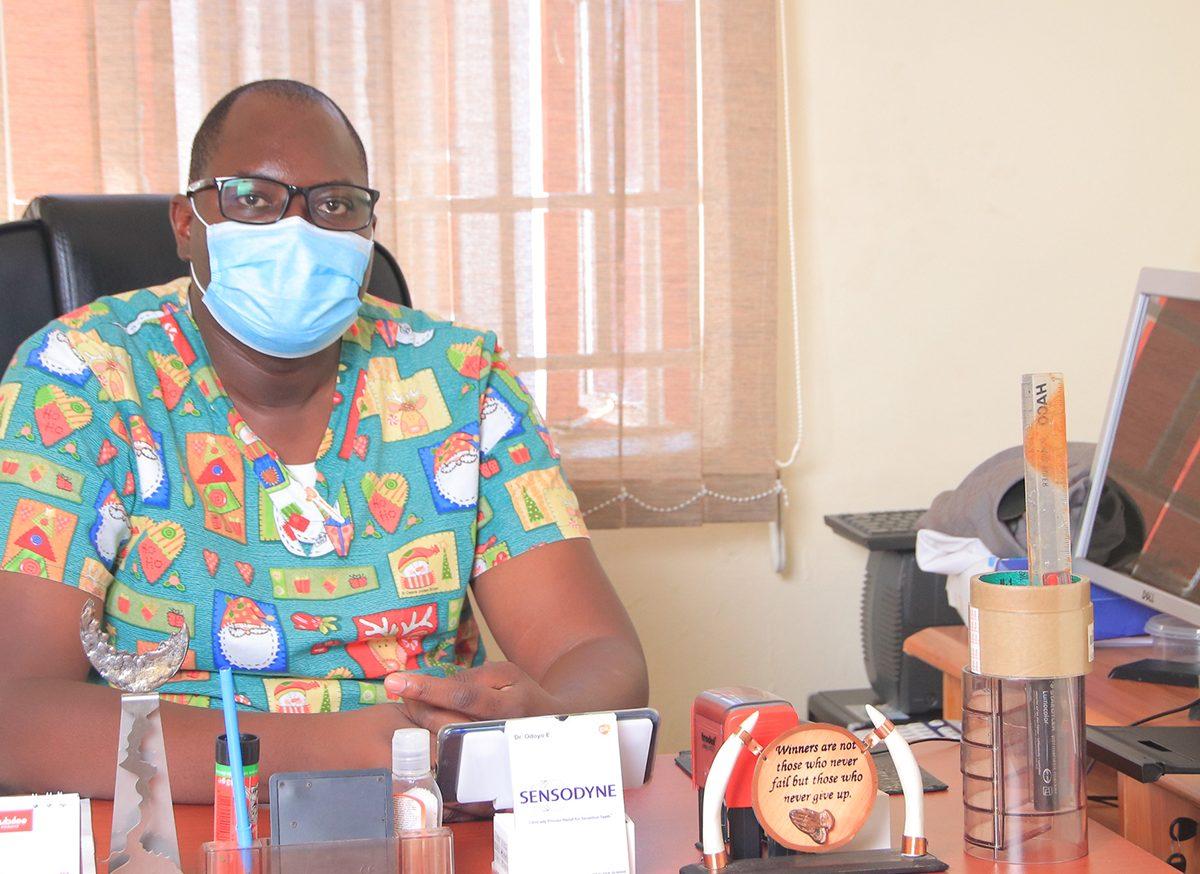 Dr Odoyo